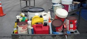 Hazardous Household Waste Drop