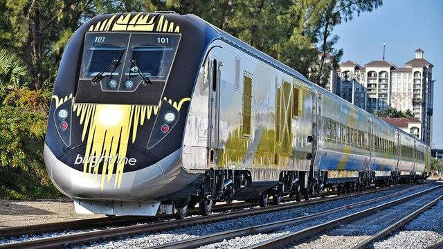 Brightline trains suspending service in South Florida amid coronavirus concerns