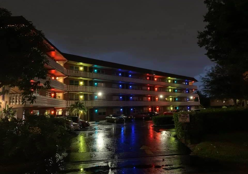 Middle River Terrace at night – Happy Pride Month! دیدن ترجمه