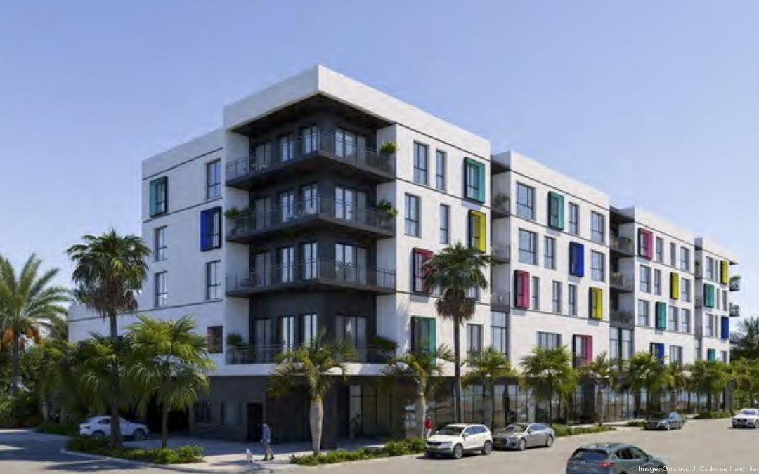 Developer proposes apartments in Middle River Terrace area of Fort Lauderdale – South Florida Business Journal